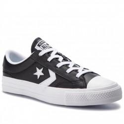 CONVERSE SENEAKER UNISEX STAR PLAYER OX 159780C BLACK/WHITE/WHITE CON072