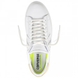 CONVERSE CONS Pro Leather Metallic 555934C white/light gold/white