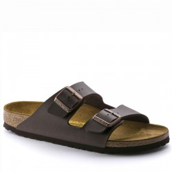 BIRKENSTOCK Arizona Birko-Flor Dark Brown 51701/51703 BIR006