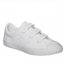 CONVERSE STAR PLAYER EV 3V 651830C WHITE JUNIOR