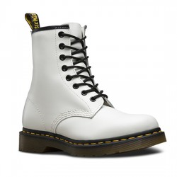 DR MARTENS 1460 WHITE SMOOTH 11822100