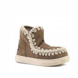 MOU summer eskimo sneaker suede k