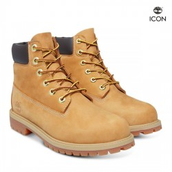 TIMBERLAND Icon 6-inch Premium Boot para niño Amarillo 12909713