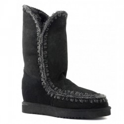 MOU eskimo wedge tall BKBK Black