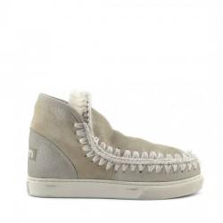MOU mini eskimo sneaker STME Stone Metallic