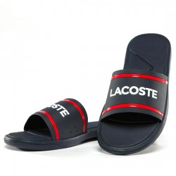 LACOSTE CHANCLAS L.30 SLIDE 118 2 735CAM0061144 NVY RED LAC006