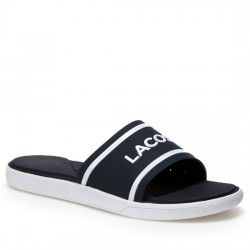 LACOSTE CHANCLAS L.30 35CAW0020 NAVY BLUE/WHITE LAC002