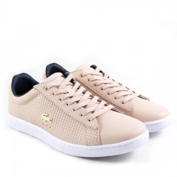 LACOSTE ZAPATILLAS CARNABY EVO 118 5 NAT NVY NUDE LAC010