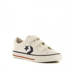 CONVERSE STAR PLAYER EV TRIPLE V OX 315660 WHITE/NAVY/RED CON029