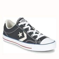 CONVERSE STAR PLAYER OX 144145C BLACK/MILK CON015
