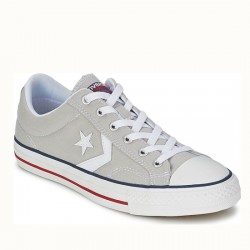CONVERSE STAR PLAYER OX 144148C COULD GREY/WHITE CON016