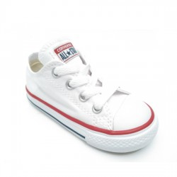 CONVERSE CHUCK TAYLOR ALL STAR SEASONAL OX 7J256C OPTICAL WHITE CON023