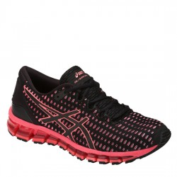 ASICS GEL-QUANTUM 360 SHIFT Black/Flash Coral/Black T7E7N.9006 ASI028