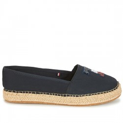 TOMMY HILFIGER TH SEQUINS ESPADRILLE FW0F02412 403 MIDNIGHT TOM012