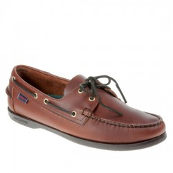 SEBAGO Docksides Endeavor Brown Oiled Waxy Leather 72343000-B6 SEB001