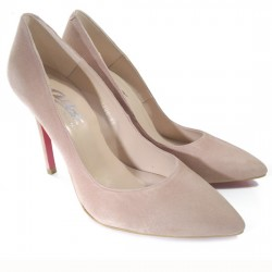 ALBO ORIGINALS STILETTO ANTE 962132 28200 NUDE ALBO050