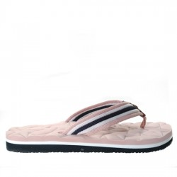 TOMMY HILFIGER CHANCLAS BAJAS FW0FW02368 DUSTY ROSE TOM017