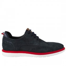 TOMMY HILFIGER BLUCHER DENIM Grant 1C FM0FM00579 Ink 006 MARINO TOM026