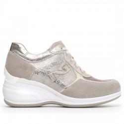 NERO GIARDINI Sneakers P805070D 702 Ivory BEIG NERO006