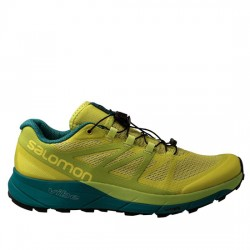 SALOMON SENSE RIDE 402501 VERDE LIMA SAL006
