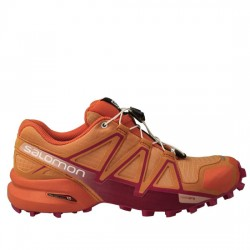 SALOMON SPEEDCROSS 4 W 400985 NARANJA SAL007