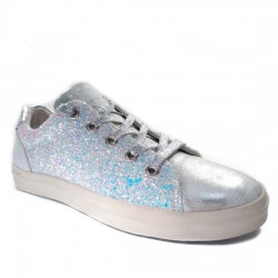 REPLAY Metro JZ160016S GLITTER WHITE SILVER REP010