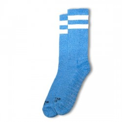 AMERICAN SOCKS BlueNoise - Mid High AS021