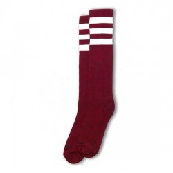 AMERICAN SOCKS RedNoise - Knee High AS028