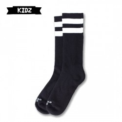 AMERICAN SOCKS Back in Black - Kids Mid High ASK012