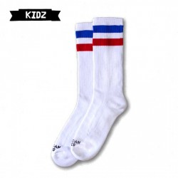 AMERICAN SOCKS American Pride - Kids Mid High ASK011