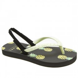 RIP CURL PALA / CHANCLA PINEAPPLE DAYS TOTC84 LIME/CHARCOAL RIP022