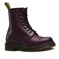 DR MARTENS BOTA MUJER PIEL MUJER 1460 SMOOTH 11821500 PURPLE MAR009