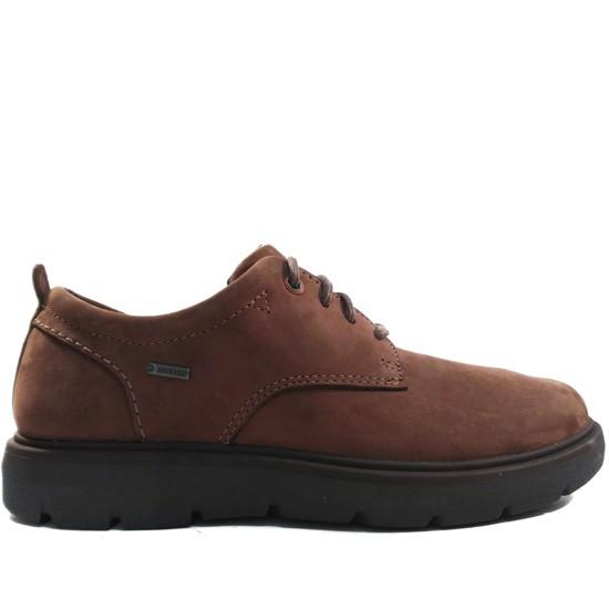 Cla010 Cordones Clarks Hombre Un Map Gtx Dark Goretex Unstructured Zapatos Brown Lo 35jA4RqcL