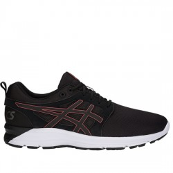 ASICS GEL-TORRANCE MX 1021A031-001 DEPORTIVO RUNNING BLACK/RED ALERT ASI043