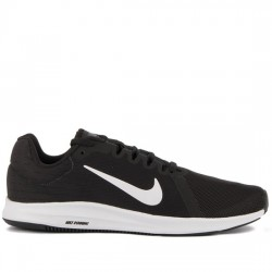 NIKE DOWNSHIFTER 8 - 908994 001 DEPORTIVO RUNNIG BLACK/WHITE-ANTHRACITE NEGRO NIKE063