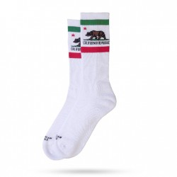 AMERICAN SOCKS California Republic - Mid High AS060
