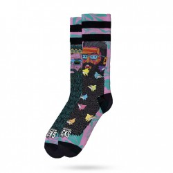 AMERICAN SOCKS BONDI BEACH - MID HIGH AS067 AS065