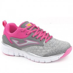 JOMA J.LANCER JR 810 DEPORTIVO TRAINING NIÑA J.LANCES-810 FUCHSIA GREY JOMA004
