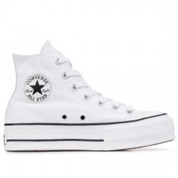 CONVERSE CHUCK TAYLOR ALL STAR LIFT - HI 560846C White/Black/White CON058