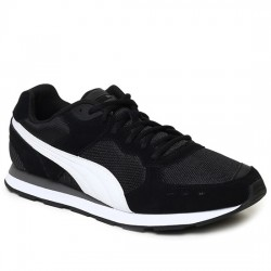 PUMA SOFT-FOAM VISTA 369365 01 SNEAKER BLACK/WHITE PUMA008