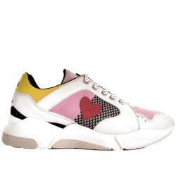 DOLFIE MORGAN 3 SNEAKER RUNNING MUJER SS19MORGAN3N ROSE DOL040