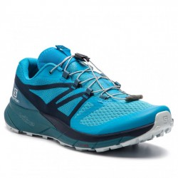 SALOMON SENSE RIDE 2 406738 27 V0 HAWAIIAN OCEAN/NAVY BLAZER/MALLARD BLUE SAL023