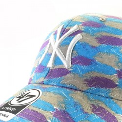 47 BRAND GORRA NUEVA YORK YANKEES '47 CAPITÁN B-JETTM17GWP-WH COLORES FOSE003